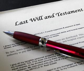 Estate Planning, Wills an…